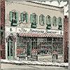Marion Dodd and the Hampshire Bookshop exhibit