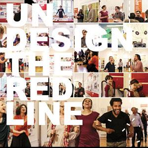 Undesign the Redline poster