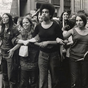Women's Strike, New York City, 26 August 1970. Photo by Diana Davies