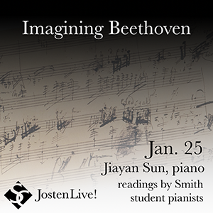Imagining Beethoven poster