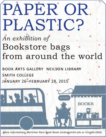 poster Paper or Plastic exhibition