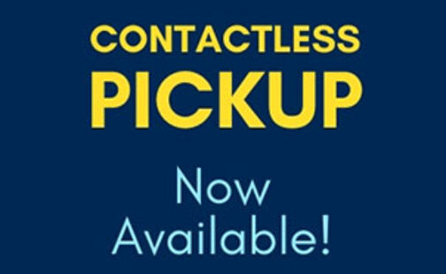 Contactless Pickup now available