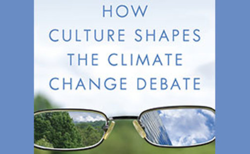 book cover How Culture Shapes the Climate Change Debate