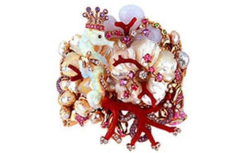 Valparaiso Idyll bracelet by Castellano for Dior