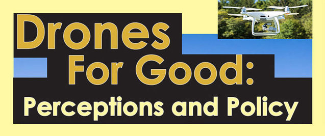 Drones for Good poster