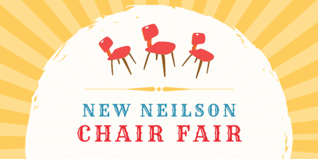Chair Fair December 3-4, 2019