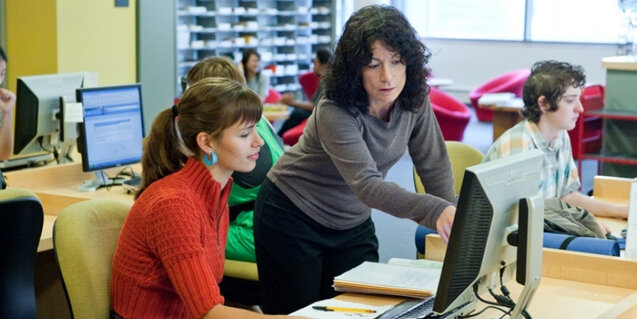 Drop-in help for Social Work Students