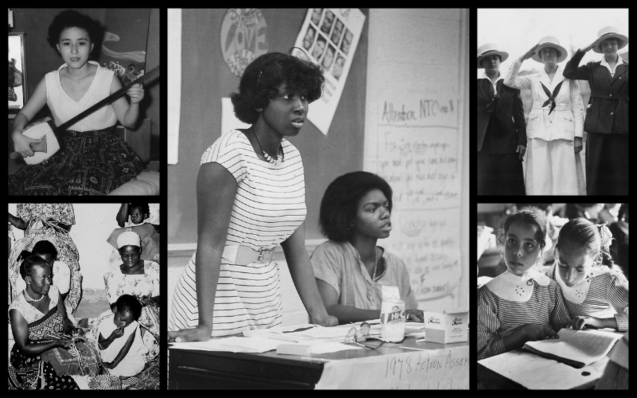 Images from the YWCA collection