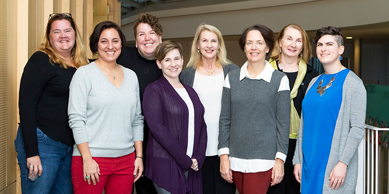 Friends of the Smith College Libraries Executive Committee October 2019