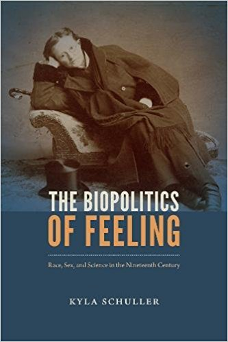 book cover The Biopolitics of Feeling