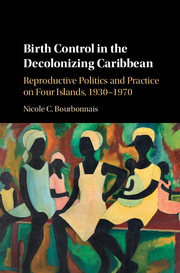 book cover Birth Control in Decolonizing the Caribbean
