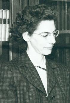 Dorothy King, Curator 1946-1974