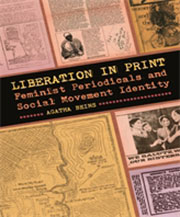 book cover Liberation in Print by Agatha Beins