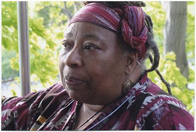 Nkenge Touré