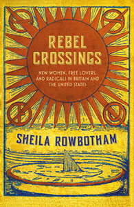 book cover Rebel Crossings