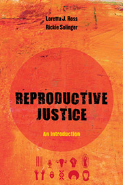 book cover Reproductive Justice: An Introduction