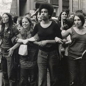 Women's Strike, New York City, 26 August 1970. Photo by Diana Davies