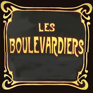 poster image Les Boulevardiers
