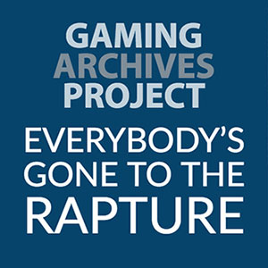 poster Gaming Playthrough April 27