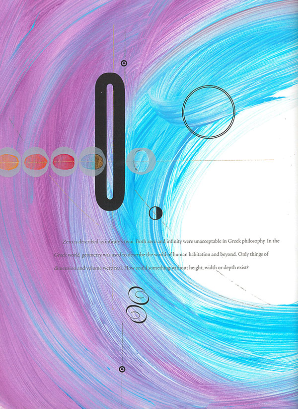 Page from Suzanne Moore's Zero: Cypher of Infinity (2014)