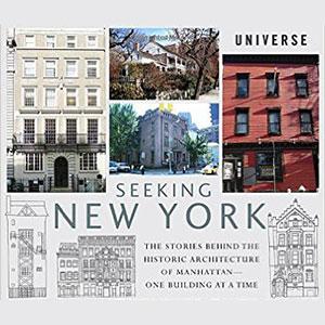 book cover Seeking New York