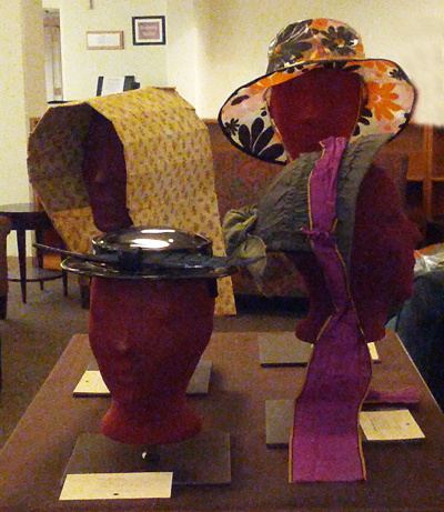 Hat exhibition from Historic Clothing collection