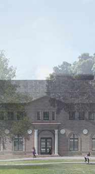New Neilson Library design