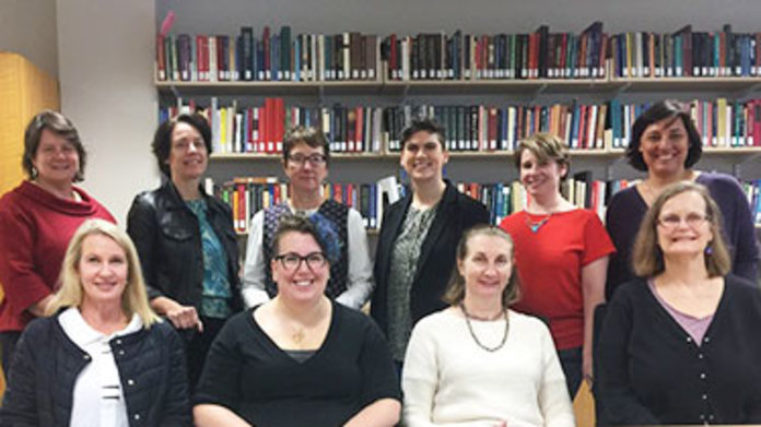 Executive committee of the Friends of the Smith College Libraries