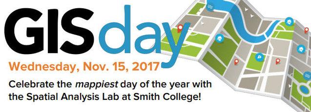 GIS Day November 15, 2017