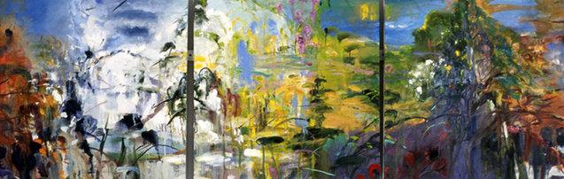 Seasons, Michael Mazur, 2001