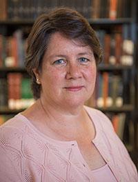 Dean of Libraries Susan Fliss