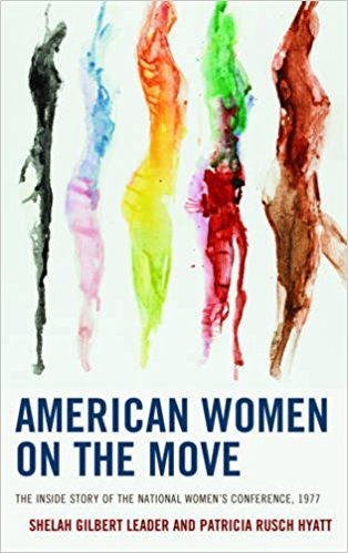 book cover American Women on the Move