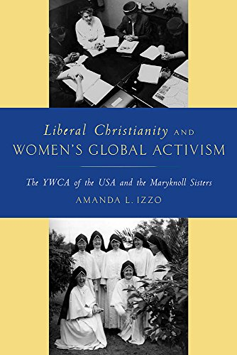 book cover Liberal Christianity and Women's Global Activism