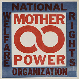 National Welfare Rights Organization poster