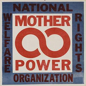 National Welfare Rights Organization poster