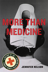 book cover More than Medicine
